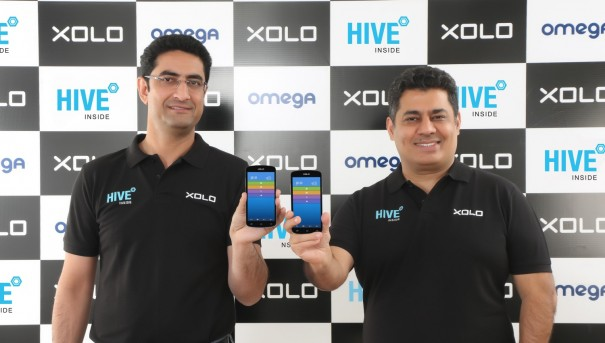 Xolo Omega 5.0 and 5.5 specifications and Price in India