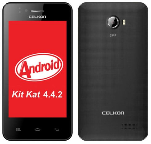 Celkon Campus A400 with Android 4.4 launched at RS.2999