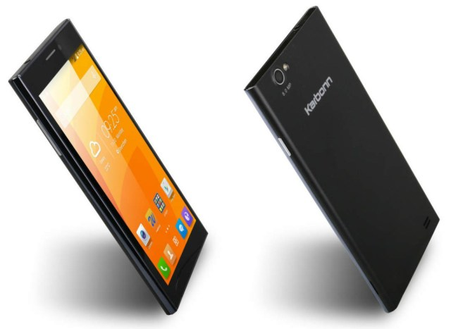 Karbonn Platinum P9 with 6inch display priced Rs 8,999