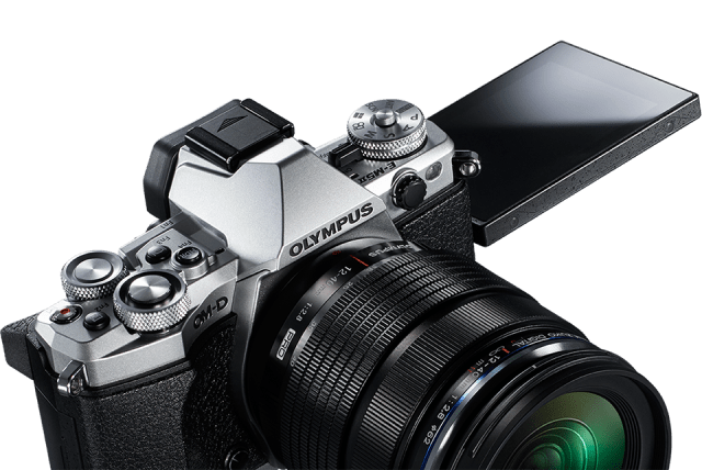 Olympus E-M5 Mark II launched for Rs.74,990 in India