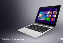 ASUS T200TA Review: Transformer book for daily usage