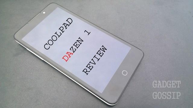 Coolpad Dazen 1 Review