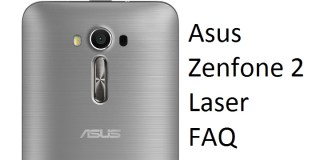 Asus Zenfone 2 Laser FAQ & doubts answered