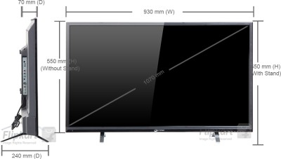 micromax-40b5000fhd Best 40 inch LED TV in India for 2015