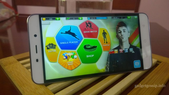 Coolpad Note 3 Gaming