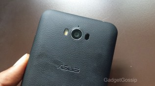 Asus Zenfone Max Review - rear side