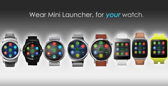 Android wear | Mini Launcher