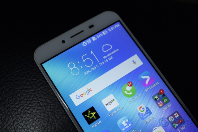 Asus Zenfone 3 Max review - Display