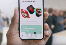 Apple iPhone X tricks : How to go to home screen
