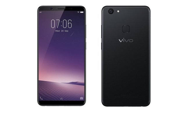 Vivo V7+ with 24MP selfie camera priced 21990 Rupees