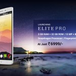 Swipe Elite Pro launched with 3GB RAM at Rupees 6,999