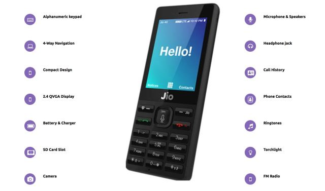 Jio Phone FAQ and doubts answered - Pros & Cons