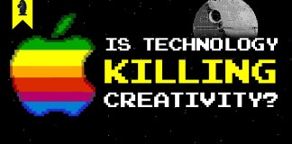 steve jobs family, ipod, technology kills, technology kills imagination