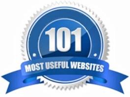 101 useful websites