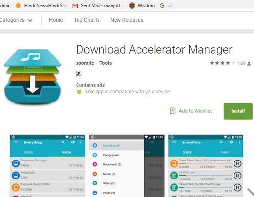 download acceleator