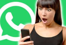 WhatsApp red link