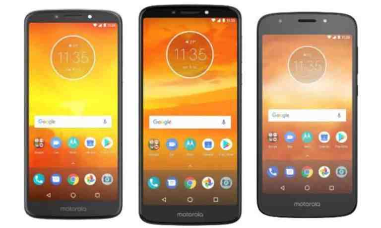 Moto E5, Moto E5 Play, Moto E5 Plus Unveiled: Specifications, Price, and More