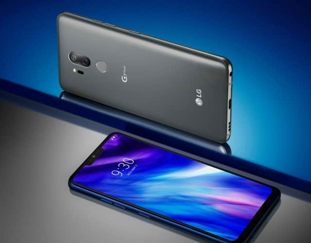 """LG will launch soon their another flagship smartphone called """"LG G7 ThinQ"""" after the success of LG G7 device."""