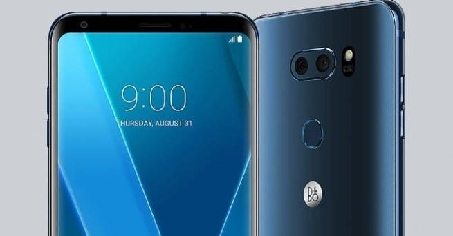 The LG V35 ThinQ can feature the LG's AI Cam and the Google Lens.