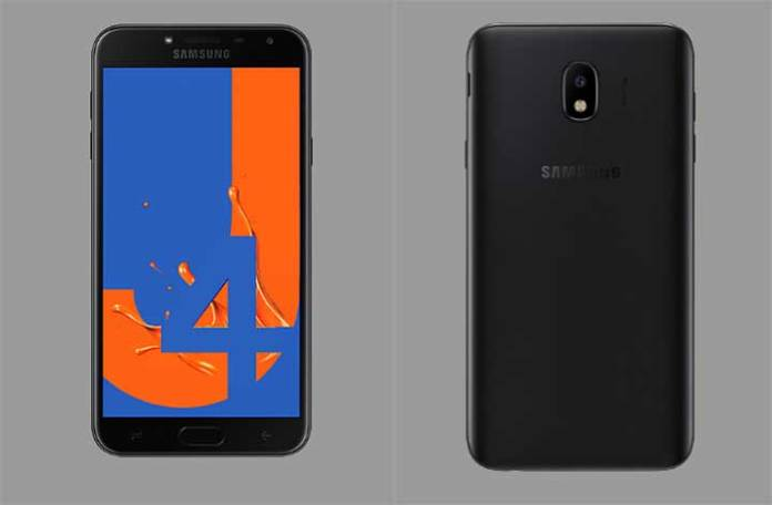 The Samsung Galaxy J4 comes with a 5.5-inch Super AMOLED display with a resolution of 1280 × 720 pixels.