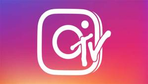 This is the stand-alone IGTV app where your favorite Instagram creators can publish 1-hour long-form video.