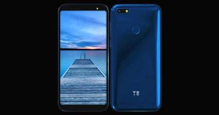 Yu Ace with 18:9 Display, Fingerprint Scanner, 4000mAh Battery Launched in India