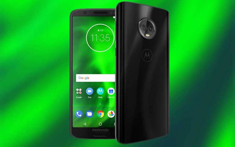 Motorola Moto G6 Plus Smartphone With Snapdragon 630 Chip Launched In India