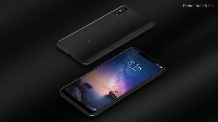 Xiaomi Redmi Note 6 Pro launched with 4 cameras, notch display, and more