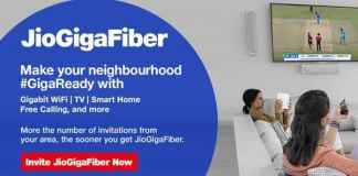 Jio GigaFiber Broadband Plans, Service Roll Out, and More