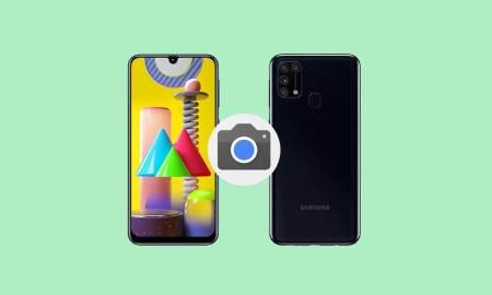 Download Google Camera 7.2 APK for Samsung Galaxy M31s (GCam 7.2)