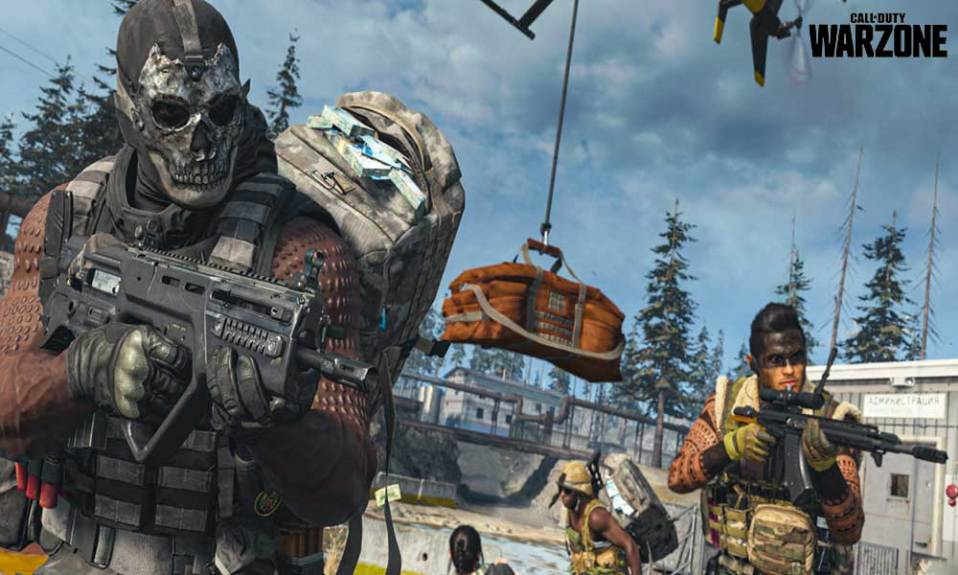 Fix Call of Duty Warzone error codes 6 and DIVER