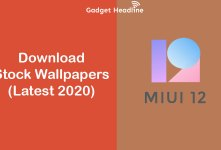 Download MIUI 12 Stock Wallpapers (Sep 2020)