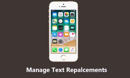 Easy Steps to Manage Text Replacements on iPhone SE (2020)