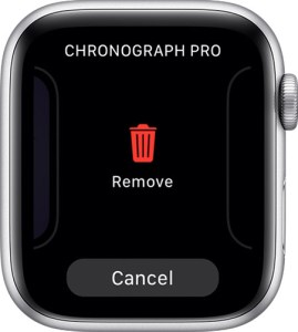 How to Create/Delete A Watch Face from your Apple Watch