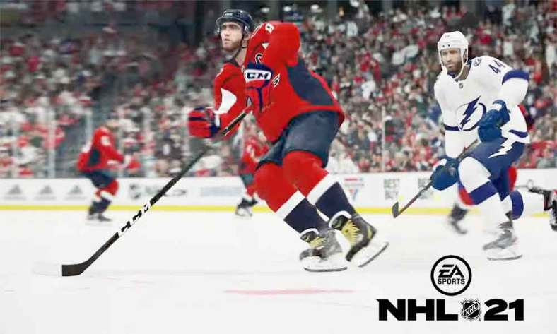 NHL 21 Unable to Connect to EA Servers