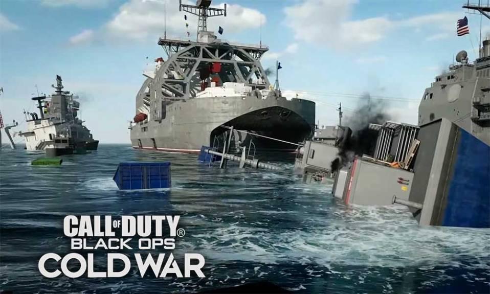 Fix COD Black Ops Cold War Weapon Progress Lost