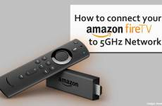 How to connect your Amazon Fire Stick to a 5GHz Network