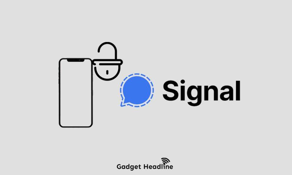 Steps to Unlock Signal Messenger