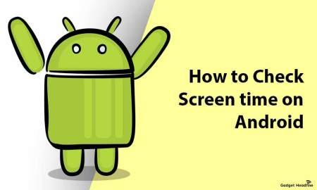 Steps to Check Screen Time on Android
