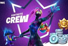 Fix Fortnite Crew no V-Bucks glitch