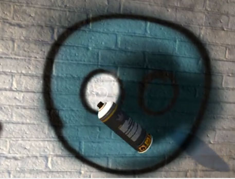 kingspray graffiti simulator for