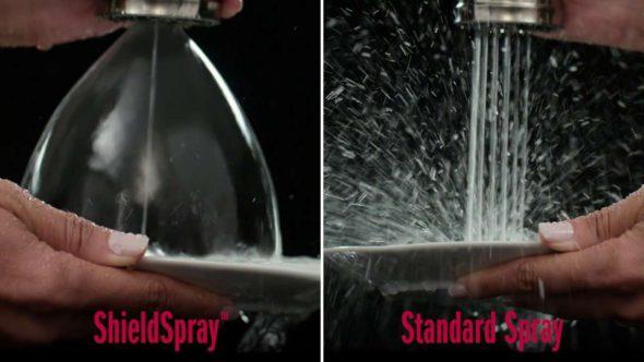 Delta Faucet ShieldSpray Technology  GadgetKingcom