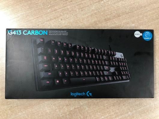 Recensione tastiera Logitech G413 Carbon   GadgetLand.it16