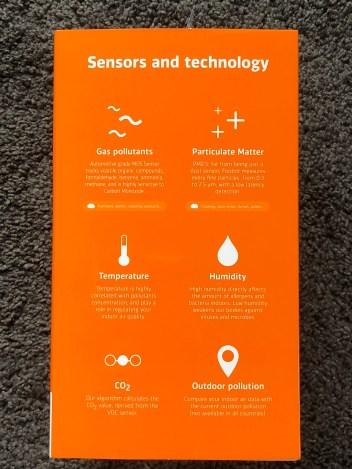 Recensione Foobot - monitor qualità aria| GadgetLand.it 6