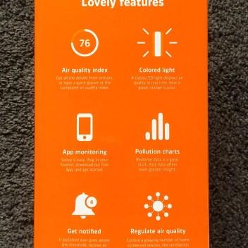 Recensione Foobot - monitor qualità aria| GadgetLand.it 9