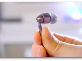 1MORE quad driver in-ear headphones cuffie quattro armature migliori con cavo no bluetooth - recensione review | GadgetLand.it 1