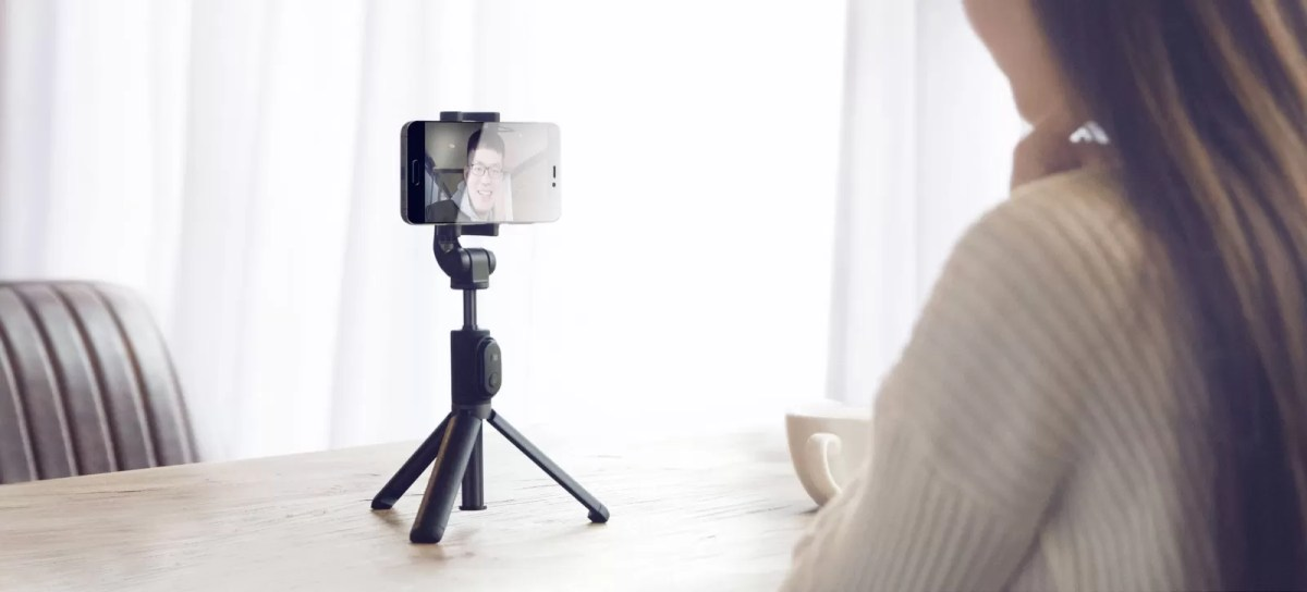 Xiaomi Mi Selfie Stick with Bluetooth Remote which can be used as a Tripod launched for $13