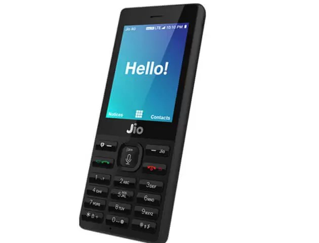 Does Reliance Jio 4G feature Phone Support Hotspot, WhatsApp or not?