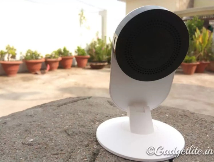 Mijia security camera hardware