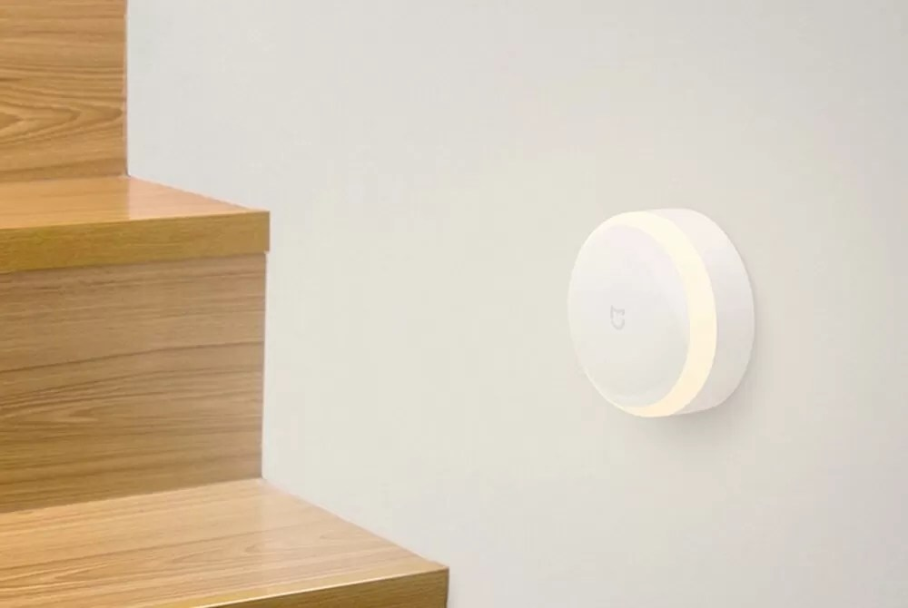 Xiaomi Mi Night Lamp With Motion Sensor launched for $7